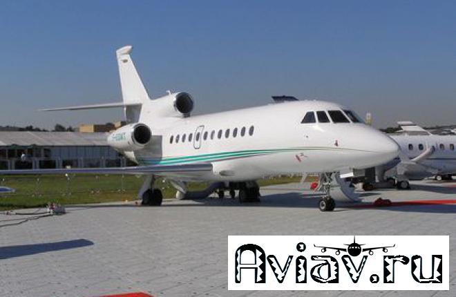 В России просел рынок деловых авиаперевозок