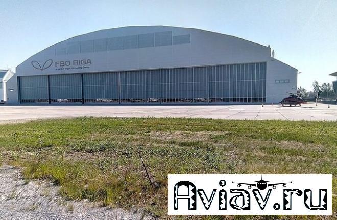 Российский центр по техобслуживанию самолетов пришел в Латвию