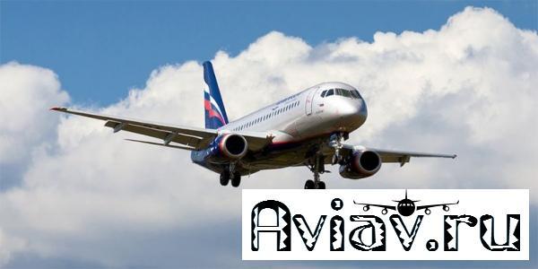 Sukhoi Superjet 100 свяжет Москву и Белгород