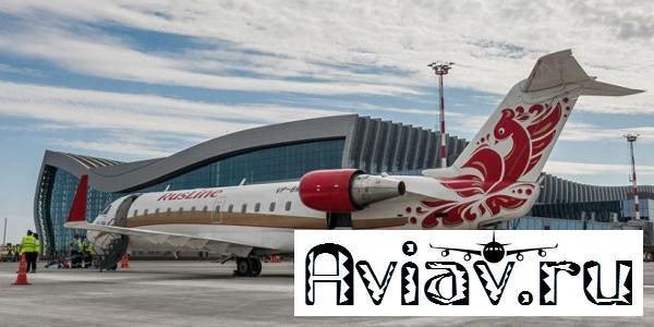 Авиакомпания «РусЛайн» расширяет полётную программу из Симферополя