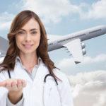 Медицинская авиация в Белгороде, Орле, Липецке и Курске